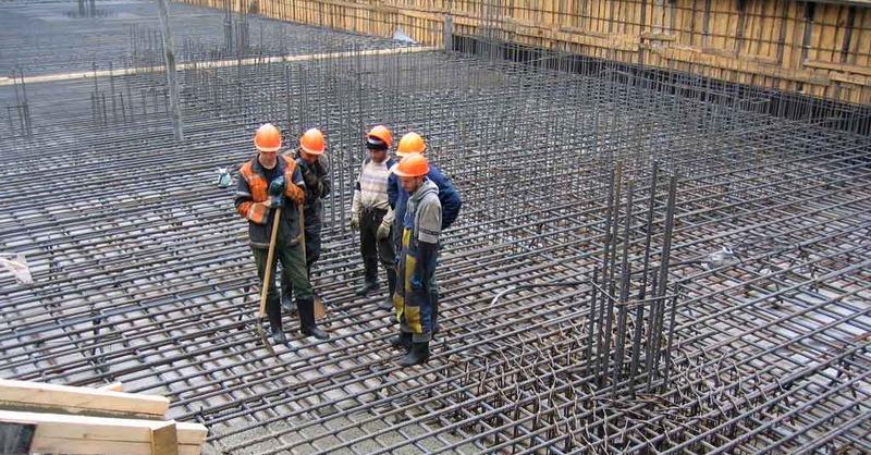 построить фундамент