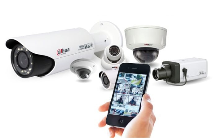 Видеонаблюдение и камеры