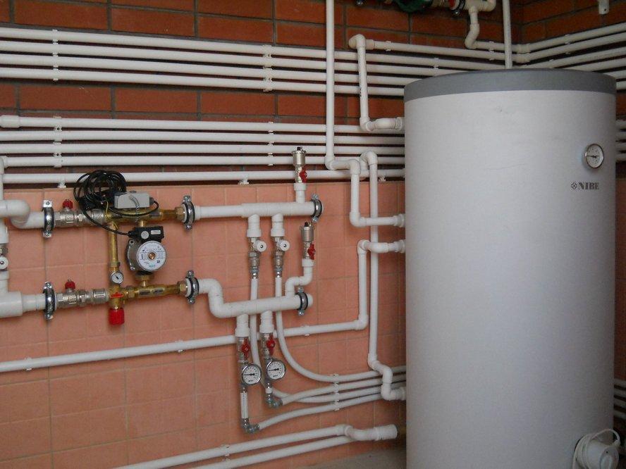 водопровод под ключ