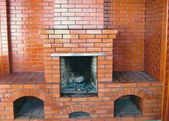 Покрытие печей и каминов термостойким лаком Савино
